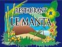 Restaurant Le Manta