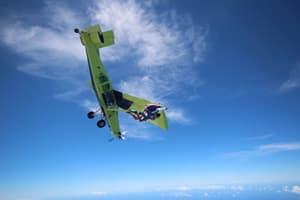 saut en parachute ile de la reunion