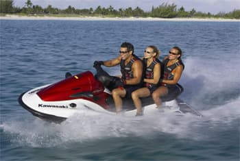 Jet skiing Reunion
