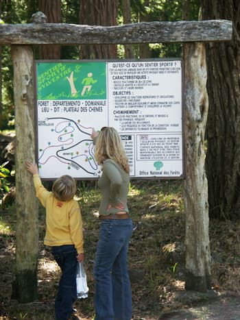 informations hikers belouve forest