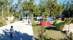 Camping Ermitage Lagon