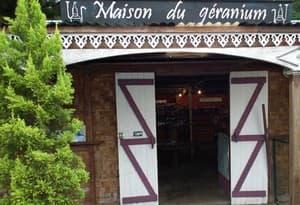 La Maison du Géranium