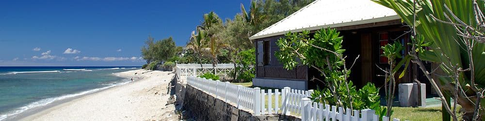 holidays rentals in Reunion Island