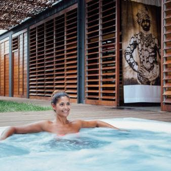 THE NEST SPA at Dina Morgabine hotel****