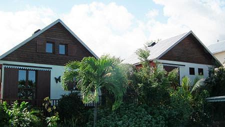 Façades bungalows T3
