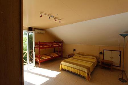 Family bedroom #1