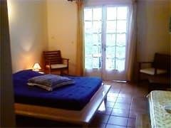 cabin paradise studio bedroom2