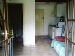 duplex cabin paradise lounge