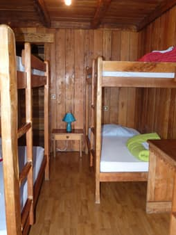Le dortoir de 4