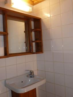 Salle d'eau d'une chambre double
