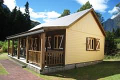 le relais de mafate bungalow exterieur