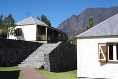 the relay mafate bungalows