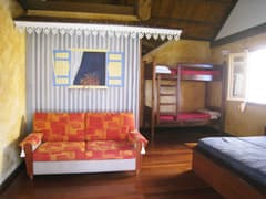 the relay mafate bedroom bungalow