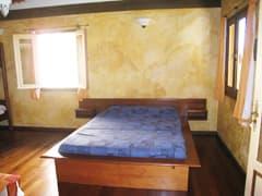 le relais de mafate bungalow lit