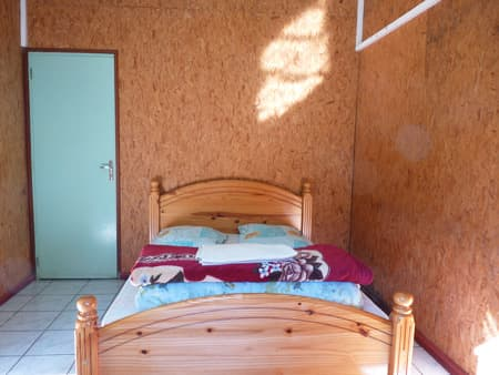 Intérieur d''une chambre