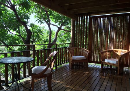 Terrace Lodge Vetyver