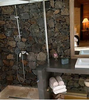 Salle d'eau Lodge Supérieur Vétyver