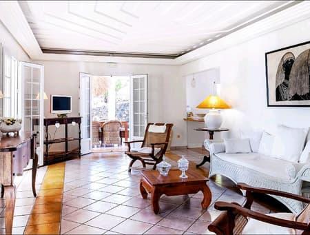 Salon Villa Créole