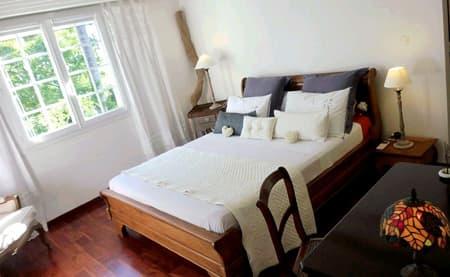 Chambre double Villa Créole