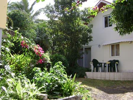 Villa Bengali 2 - Jardin et terrasse