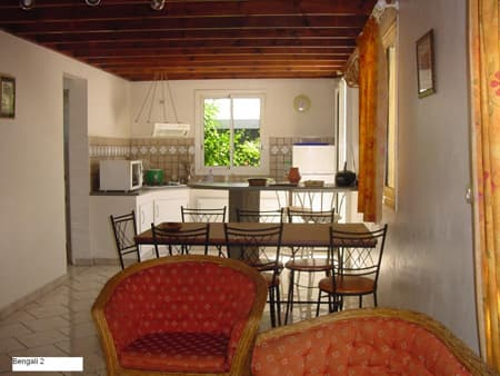 Villa Bengali 2 - Living room