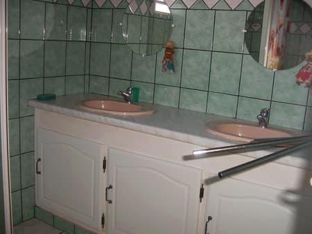 Villa Bengali 2 - Salle de bains du bas