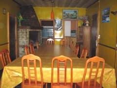 the mustard dining
