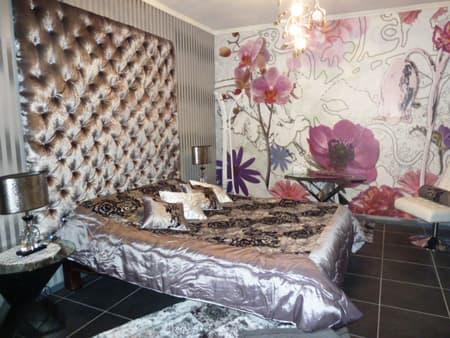 Chambre Fleur de Vanille