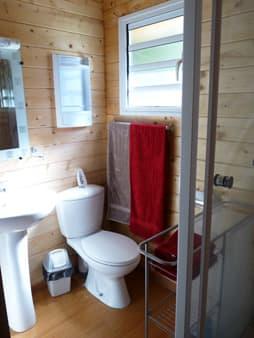 Le Vert Est cottage - Bathroom