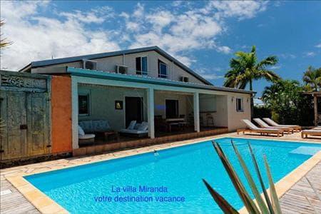 La villa Miranda, votre destination vacances