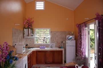 Caze Zanzibar - Kitchen