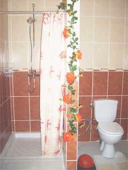 Ma Caze Clémantine - Salle-d'eau avec douche