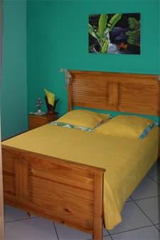 Caze Zanzibar - Bedroom