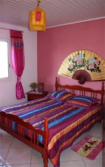Ma Caze Tangor - Bedroom