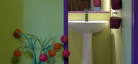 Bathroom Toukoulèr