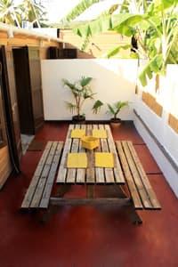 studio piments - terrace