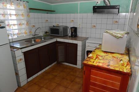 Cuisine villa n°2