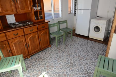 Laundry room Villa #1
