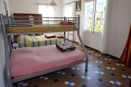 Chambre quintuple Villa n°1