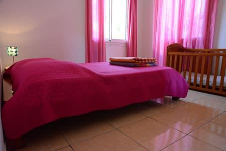 Chambre double villa n°1