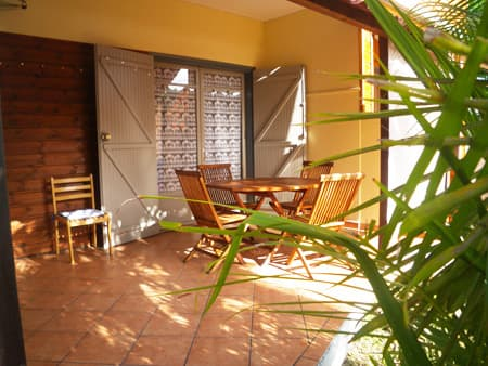 apartment n°2 - terrace