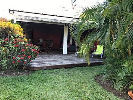 Villa des Filaos