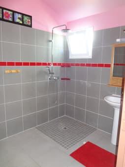 Bungalow Le Papangue - Salle de bains