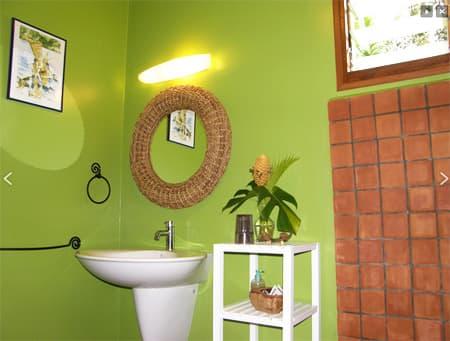 Salle d'eau Violet Champac