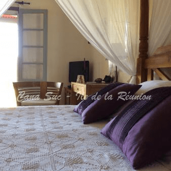 Violet Champac guest room