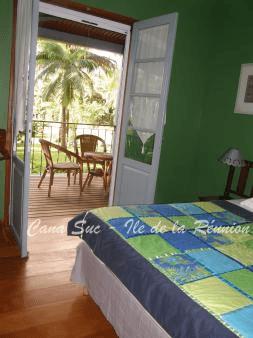 Vert Natte cottage double room