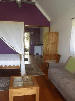 Chambre Violet Champac