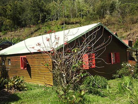 Gîte Le Poinsettia-Chez Georget Boyer