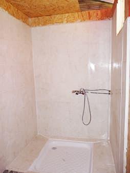 Dorm's shower