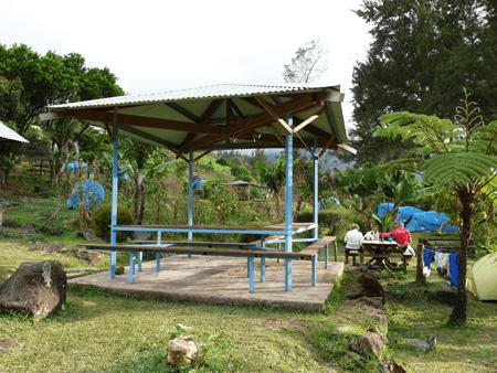 Camping les Filaos